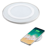 *SALE* Wireless Charger Qi Charging Pad - White