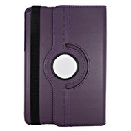 *SALE* Rotating Leather Hybrid Case for Samsung Galaxy Tab A 9.7 - Purple