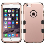 *SALE* Military Grade TUFF Hybrid Case for iPhone 6 Plus / 6S Plus - Rose Gold