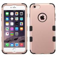 *SALE* Military Grade TUFF Hybrid Case for iPhone 6 Plus / 6S Plus - Rose Gold