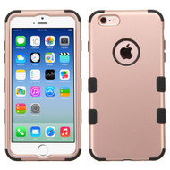 Military Grade Certified TUFF Hybrid Case for iPhone 6 / 6S - Rose Gold
