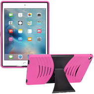 *Sale* Shockproof Hybrid Armor Kickstand Case for iPad Pro 12.9 inch - Hot Pink