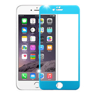 *SALE* Premium Round Edge Tempered Glass Screen Protector for iPhone 6 Plus / 6S Plus - Blue