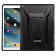 Tough Armor Hybrid Kickstand Case for iPad Pro 12.9 inch - Black