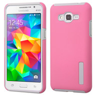 Pro Shield Hybrid Armor Case for Samsung Galaxy Grand Prime - Pink