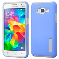 Pro Shield Hybrid Armor Case for Samsung Galaxy Grand Prime - Blue
