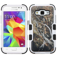 Military Grade TUFF Image Hybrid Case for Samsung Galaxy Core Prime / Prevail LTE - Tree