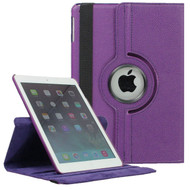 *SALE* 360 Degree Smart Rotating Leather Case for iPad Mini 4 - Purple