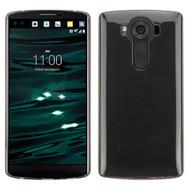 Rubberized Crystal Case for LG V10 - Smoke
