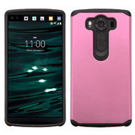 Hybrid Multi-Layer Armor Case for LG V10 - Pink