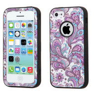Verge Image Hybrid Case for iPhone 5C - Persian Paisley