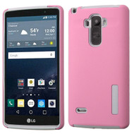 Pro Shield Hybrid Armor Case for LG G Stylo / Vista 2 - Pink