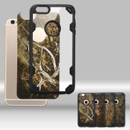 Challenger FreeStyle Hybrid Case with Designer Inserts for iPhone 6 Plus / 6S Plus - Hunting