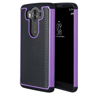 *Sale* TotalDefense Hybrid Case for LG V10 - Purple
