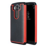 *Sale* TotalDefense Hybrid Case for LG V10 - Red