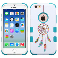 Military Grade Certified TUFF Image Hybrid Case for iPhone 6 / 6S - Pastel Dreamcatcher
