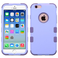 Military Grade Certified TUFF Hybrid Case for iPhone 6 / 6S - Lavender Purple