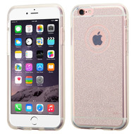 Premium Sparkling Frost Candy Skin Cover for iPhone 6 Plus / 6S Plus - Clear