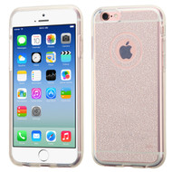 Premium Sparkling Frost Candy Skin Cover for iPhone 6 / 6S - Clear