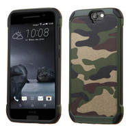 *Sale* Tough Anti-Shock Hybrid Case for HTC One A9 - Camouflage