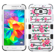 *Sale* Military Grade TUFF Image Hybrid Case for Samsung Galaxy Grand Prime - Fresh Roses