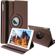 *SALE* 360 Degree Smart Rotary Leather Case for iPad Air 2 - Brown