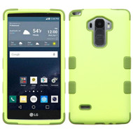 Military Grade Certified TUFF Hybrid Case for LG G Stylo / Vista 2 - Green Tea Olive