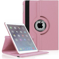 *SALE* 360 Degree Smart Rotating Leather Case for iPad Mini 4 - Pink