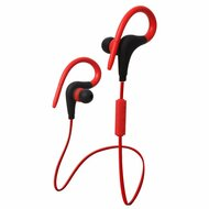 *SALE* Bluetooth Wireless In-Ear Sports Headphones - Red