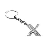 *Sale* Glamorous Alphabet Keychain - Letter X