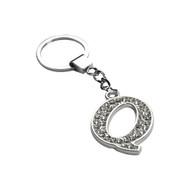 *Sale* Glamorous Alphabet Keychain - Letter Q