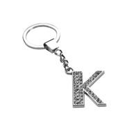 Glamorous Alphabet Keychain - Letter K
