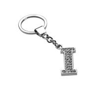 *Sale* Glamorous Alphabet Keychain - Letter I