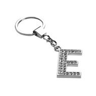 *Sale* Glamorous Alphabet Keychain - Letter E