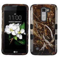 Military Grade Certified TUFF Image Hybrid Armor Case for LG K7 / Treasure LTE / Tribute 5 - Tree