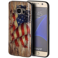 *SALE* Graphic Rubberized Protective Gel Case for Samsung Galaxy S7 - Glory USA