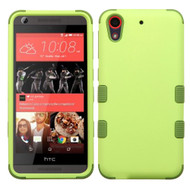 Military Grade Certified TUFF Hybrid Case for HTC Desire 650 / 626 / 555 / 550 / 530 - Green Tea Olive