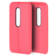 *$1 SALE* Slim Jacket TPU Case for Motorola Moto G 3rd Generation - Hot Pink