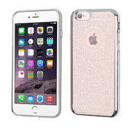 Electroplating Sparkling Frost TPU Case for iPhone 6 Plus / 6S Plus - Chrome