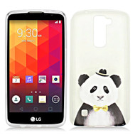*Sale* Graphic Protective Gel Case for LG K7 / K8 / Escape 3 / Treasure LTE / Tribute 5 / Tribute 5 - Panda
