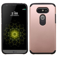 Hybrid Multi-Layer Armor Case for LG G5 - Rose Gold