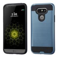Brushed Hybrid Armor Case for LG G5 - Ink Blue