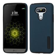 Pro Shield Hybrid Armor Case for LG G5 - Ink Blue