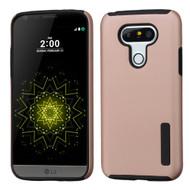 Pro Shield Hybrid Armor Case for LG G5 - Rose Gold