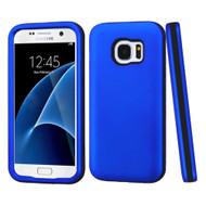 Verge Hybrid Armor Case for Samsung Galaxy S7 - Blue