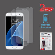 Anti-Glare Clear Screen Protector for Samsung Galaxy S7 - Twin Pack
