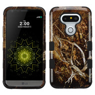 Military Grade Certified TUFF Image Hybrid Armor Case for LG G5 - Tree