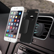 Air Vent Magnetic Car Mount Holder - Black