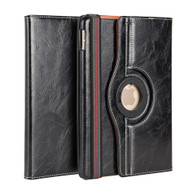 Premium 360 Degree Smart Rotating Leather Case for iPad Pro 9.7 inch - Black