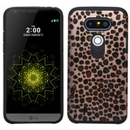 Hybrid Multi-Layer Armor Case for LG G5 - Leopard